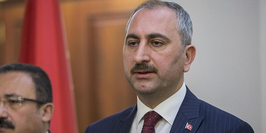 Adalet Bakanı Abdulhamit Gül alınacak tedbirler hakkında açıklama yapacak