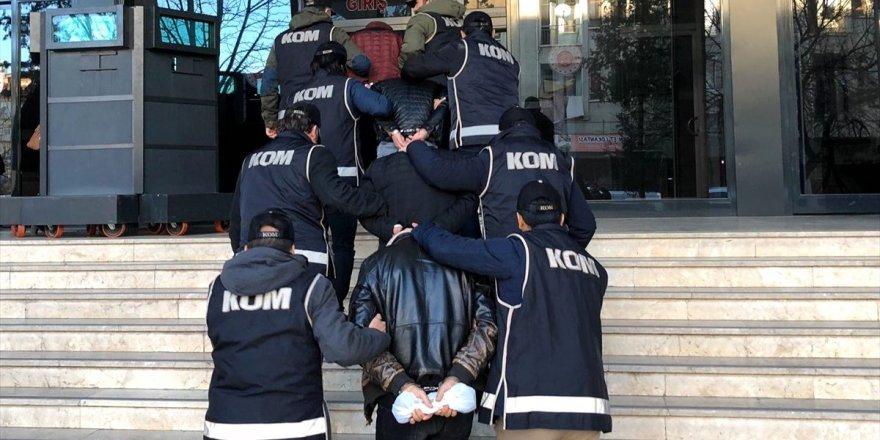 Adana'da 6 milyonluk vurgun
