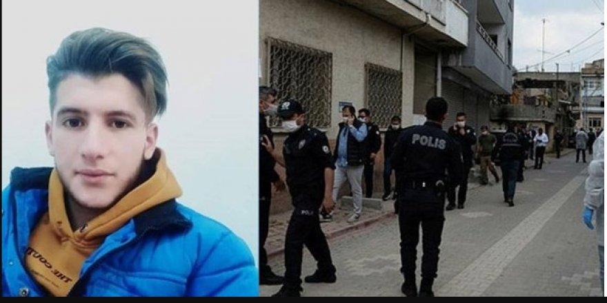 Adana'da Suriyeli bir genç, polis tarafından göğsünden vurularak hayatını kaybetti