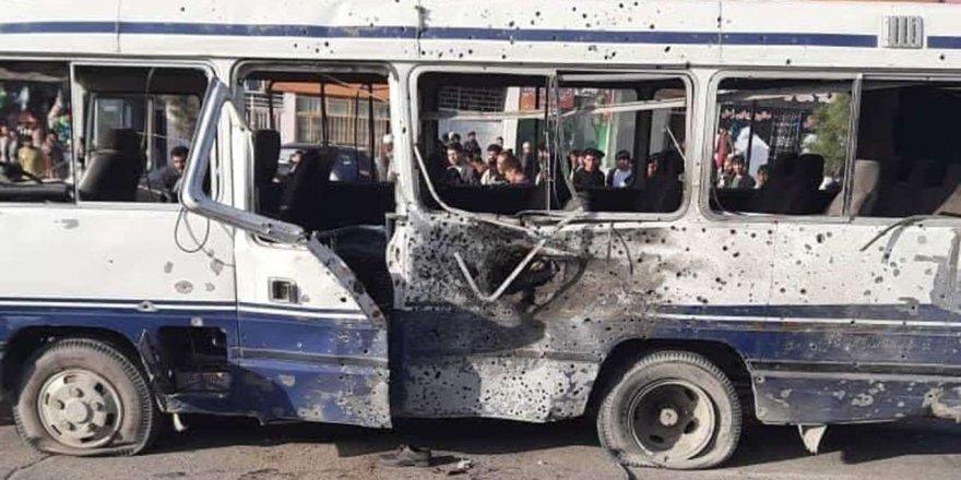 Afganistan'da bombalı saldırı: 11 ölü, 28 yaralı