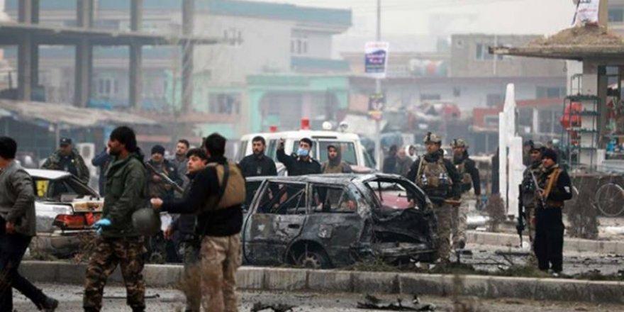 Afganistan'da bombalı saldırı: 30 ölü