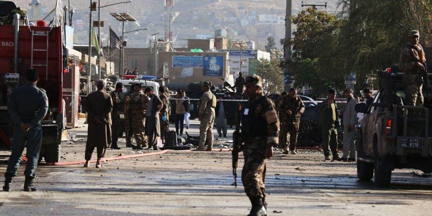 Afganistan'da yine kanlı saldırı; 18 asker öldü, 20 asker yaralandı