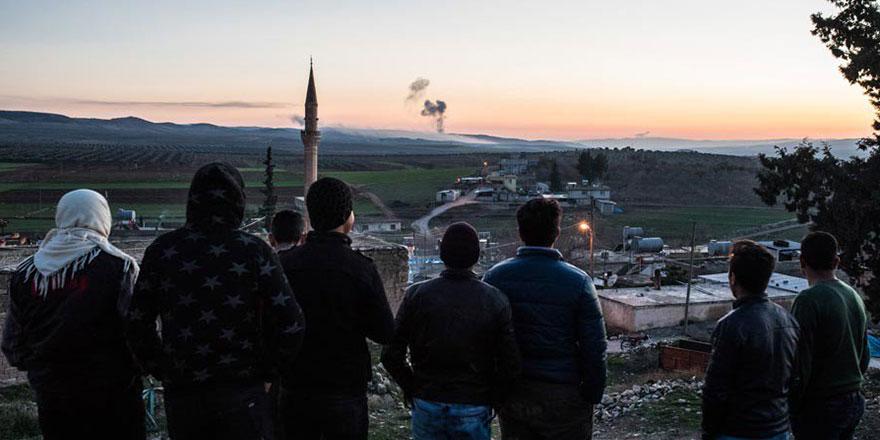 Afrin Operasyonu'nda son durum