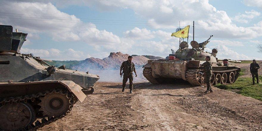 """""""Afrin'de Esed ile YPG arasında gizli bir anlaşma var"""""""