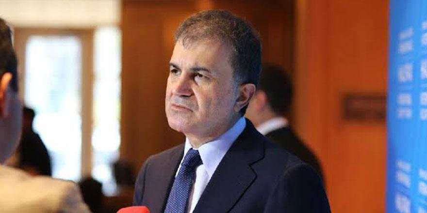 AK Parti Sözcüsü Ömer Çelik'ten Libya açıklaması
