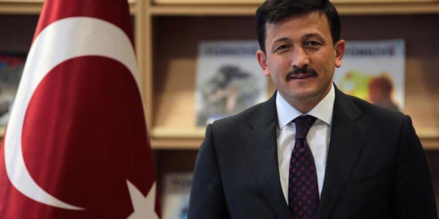 AKP Genel Başkan Yardımcısı koronavirüse yakalandı