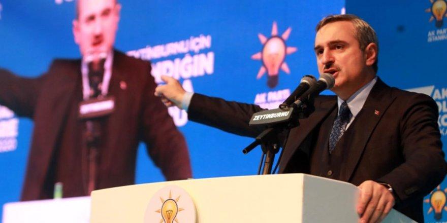 AKP İstanbul İl Başkanı Bayram Şenocak'ın görevden alındığı iddia edildi