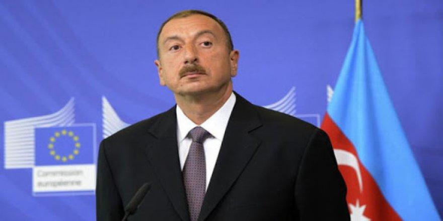 Aliyev: Türk ordusu mensuplarının Karabağ'da saflarımızda savaştığı doğru değil