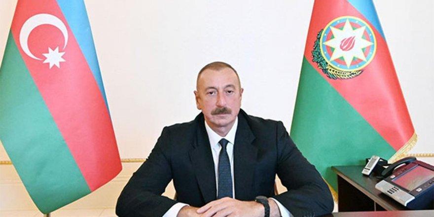 Aliyev: Zengilan kenti kontrol altına alındı