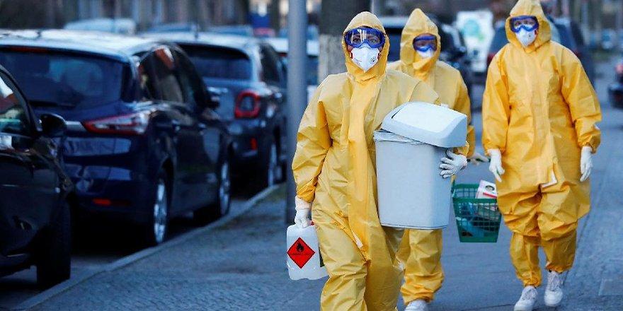 Almanya Başbakanı Merkel: Virüsü yenemedik, peşimizi bırakmıyor