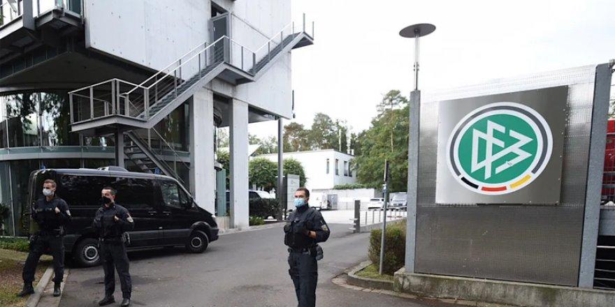 Almanya Futbol Federasyonu'na vergi kaçakçılığı baskını