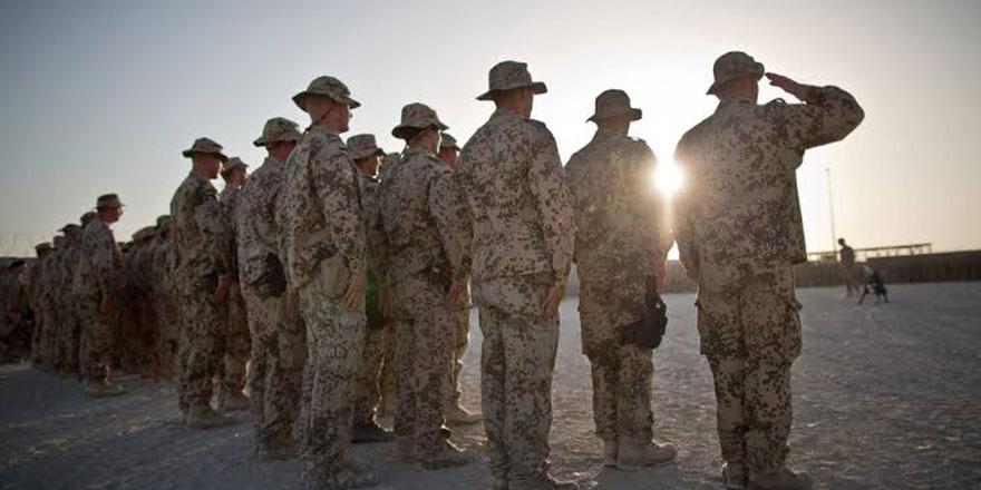 Almanya Irak'taki askeri varlığını azaltıyor