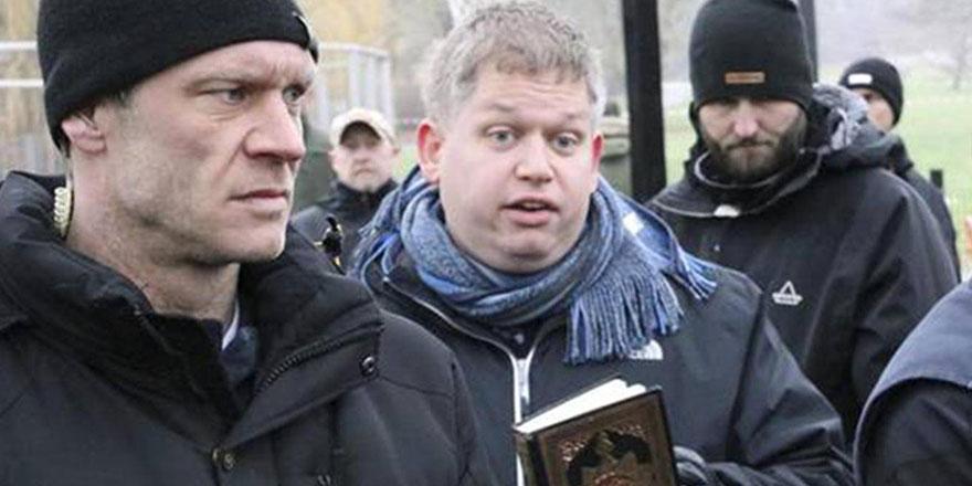 Almanya, Kur'an-ı Kerim yakmaya gelen Avrupalı siyasetçiyi ülkeye sokmadı