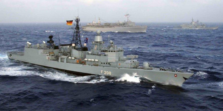 Almanya Libya açıklarına asker gönderiyor