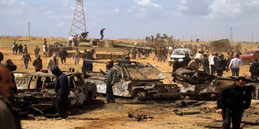 Almanya: Libya ikiye bölünebilir