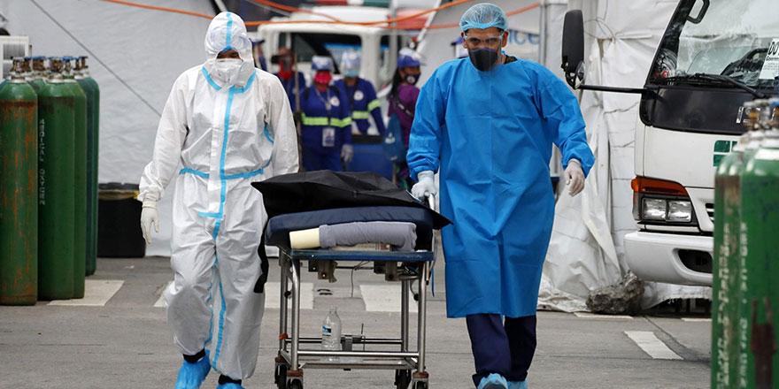Almanya'da bir hastanede 'mutasyonlu virüs' sebebiyle karantina altına alındı