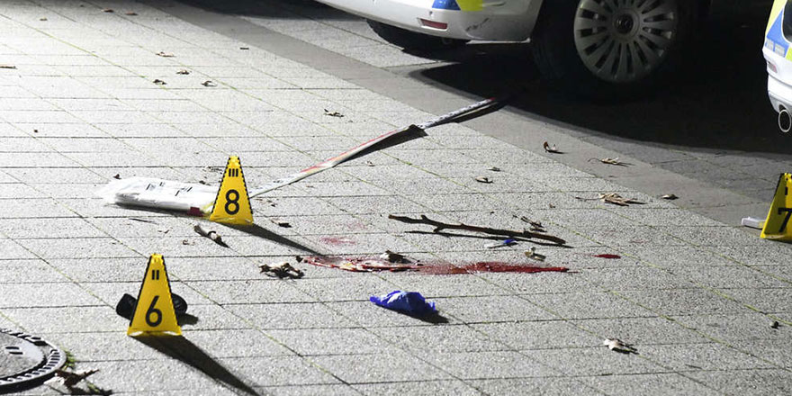 Almanya'da polise saldıran Türk vatandaşı öldürüldü