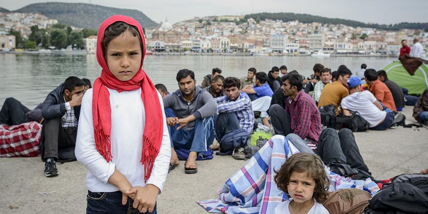 Almanya'dan göçmen krizi ile ilgili yeni adım