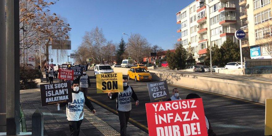 Ankara Emniyeti'nden Tevhid Dergisi gönüllüleri hakkında tuhaf açıklama