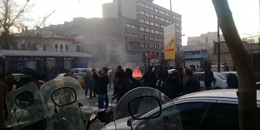 Ankara'dan İran'daki olaylarla ile ilgili ilk açıklama!