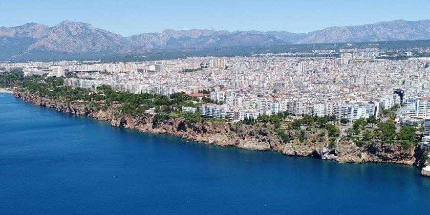 Antalya için deprem uyarısı, falezlere dikkat!