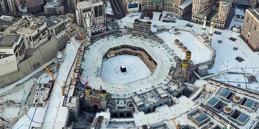Arabistan'da sokağa çıkma yasağı, Mekke hariç gevşetildi