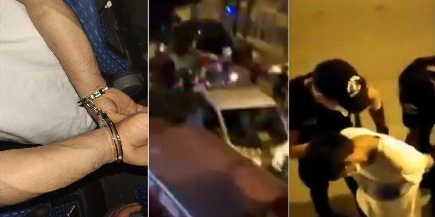 Aralarında Alparslan Kuytul Hoca ve 14 yaşındaki oğlunun da bulunduğu çok sayıda kişi gözaltına alındı