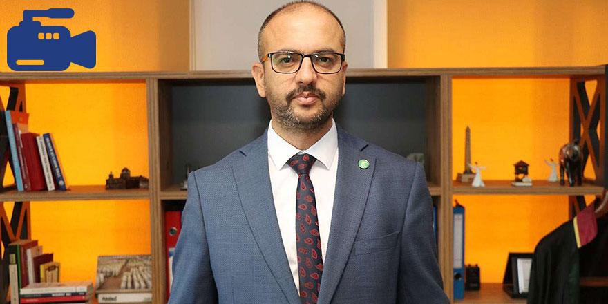 Avukat Mahmut Şahin yeni yargı düzenlemesi hakkında konuştu