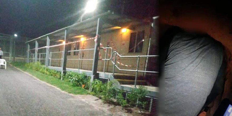 Avustralya'da mülteci gözaltı merkezinin altında 20 metrelik tünelbulundu