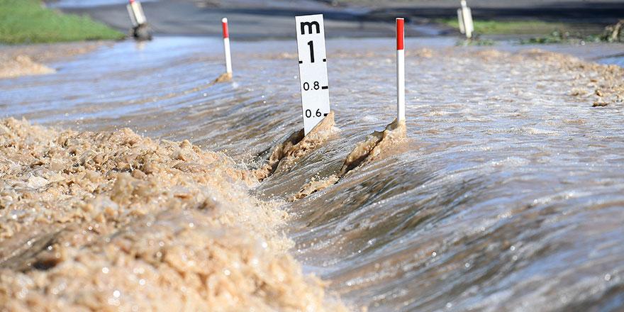 Avustralya'da şiddetli yağışlar sonrası tahliyeler başladı