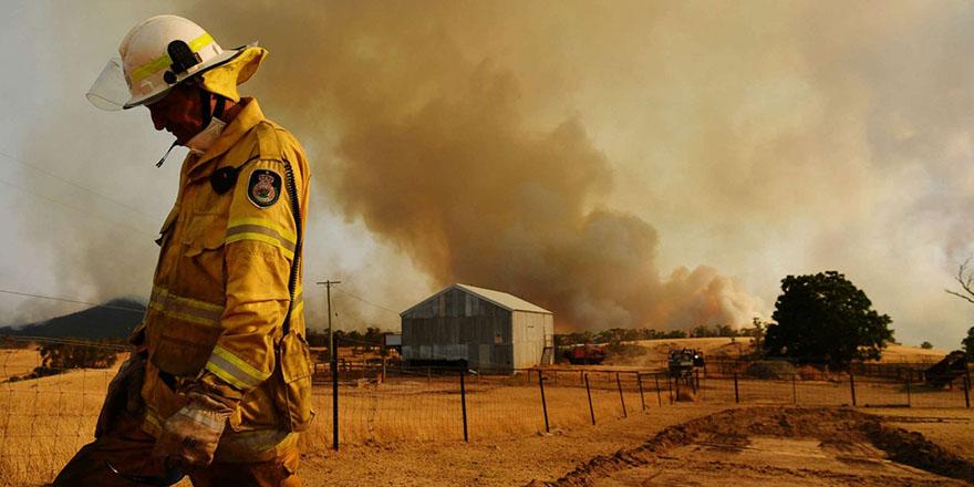 Avustralya'da yangınlar kontrol altına alınıyor