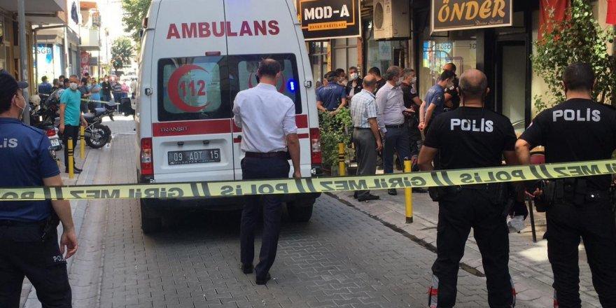 Aydın'da bir kadın, kuaför dükkanındaöldürüldü