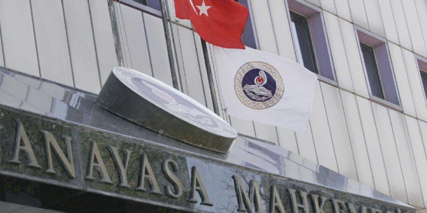 AYM, Af yasası'nın iptali talebi hakkında kararını açıkladı