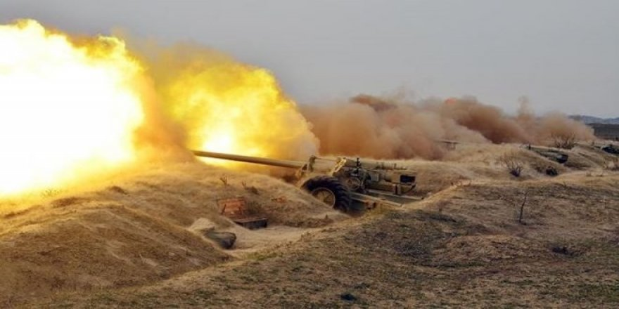 Azerbaycan-Ermenistan cephe hattında çatışmalar başladı