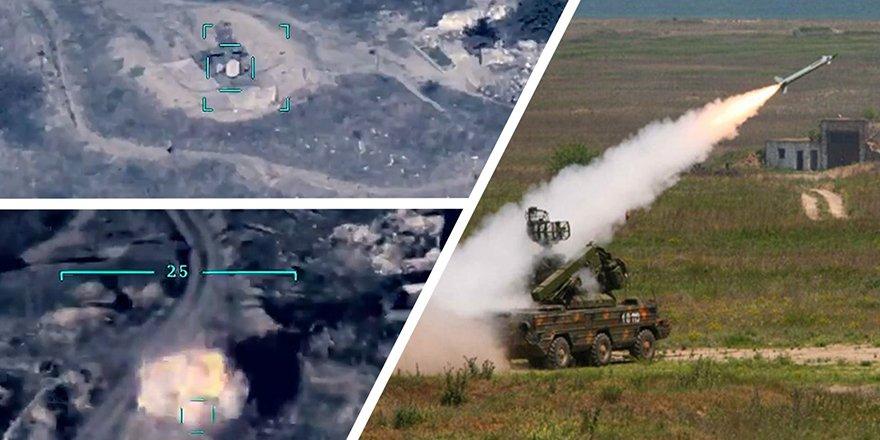 Azerbaycan, Ermenistan ordusunun 'alayını' imha etti