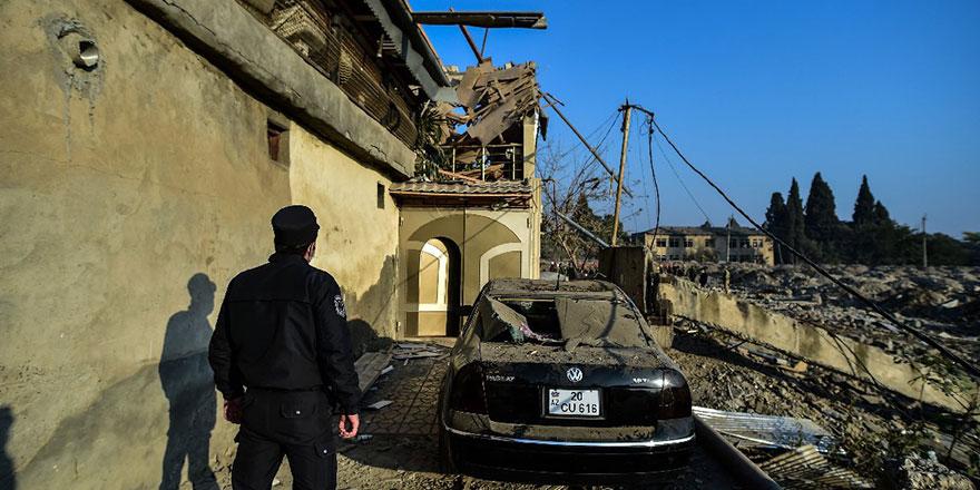 Azerbaycan ile Ermenistan ateşkes ilanından saatler sonra birbirilerini ihlalle suçladı