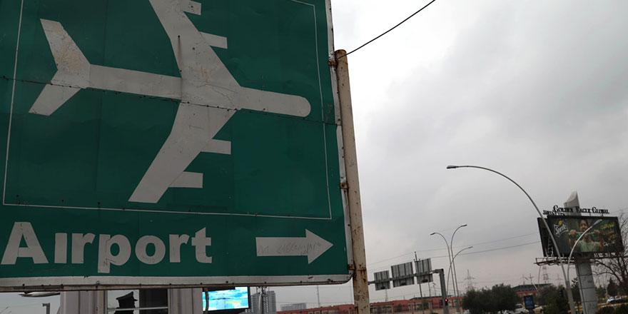 Bağdat Havalimanı'na yönelik füze saldırısı düzenlendi