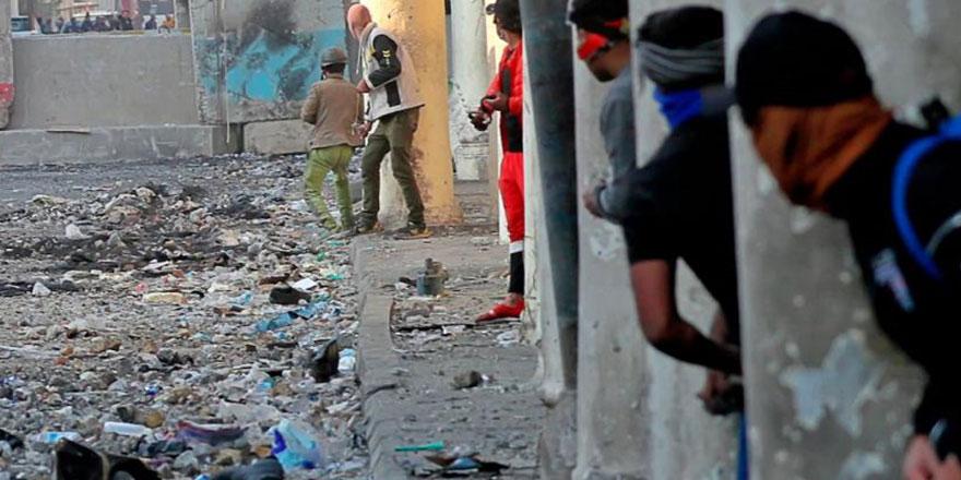 Bağdat'ta 3 ayrı patlamada 6 kişi öldü