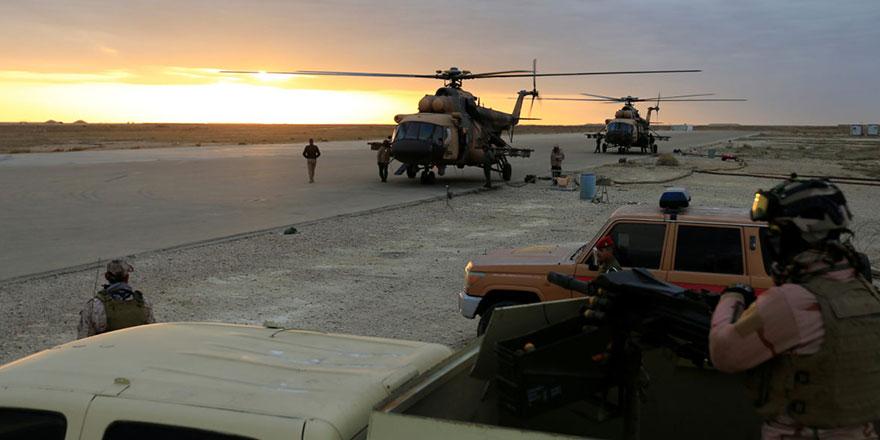 Bağdat'ta Haşdi Şabi'ye 2. saldırı
