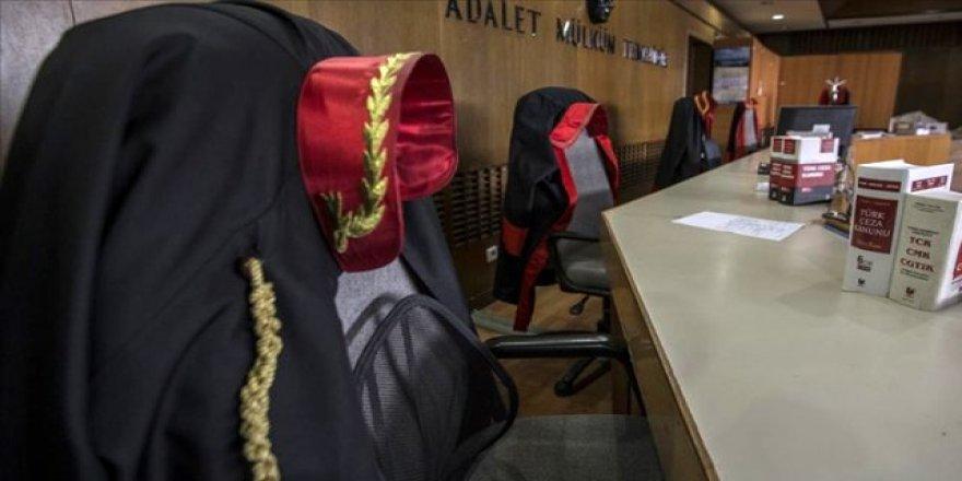 Bakan açıkladı: 12 hakim ve savcı ile 55 personelin testi pozitif çıktı