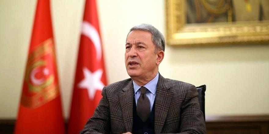"""Bakan Akar'dan Rusya'ya rağmen flaş açıklama: """"En kısa sürede Azerbaycan'a gideceğiz"""