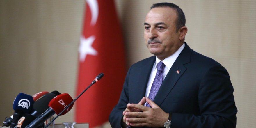 Bakan Çavuşoğlu bir dizi temas için Azerbaycan'a gitti