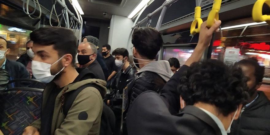 Bakan Koca'dan İstanbul'un salgın verileri ile ilgili önemli açıklama