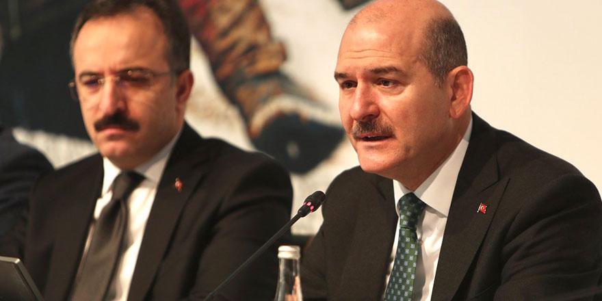 Bakan Soylu: Tarihin en büyük göç dalgasıyla karşı karşıyayız