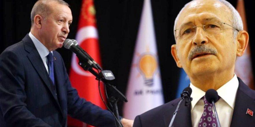 Başkan Erdoğan'dan Kılıçdaroğlu'na: Sus da adam sansınlar