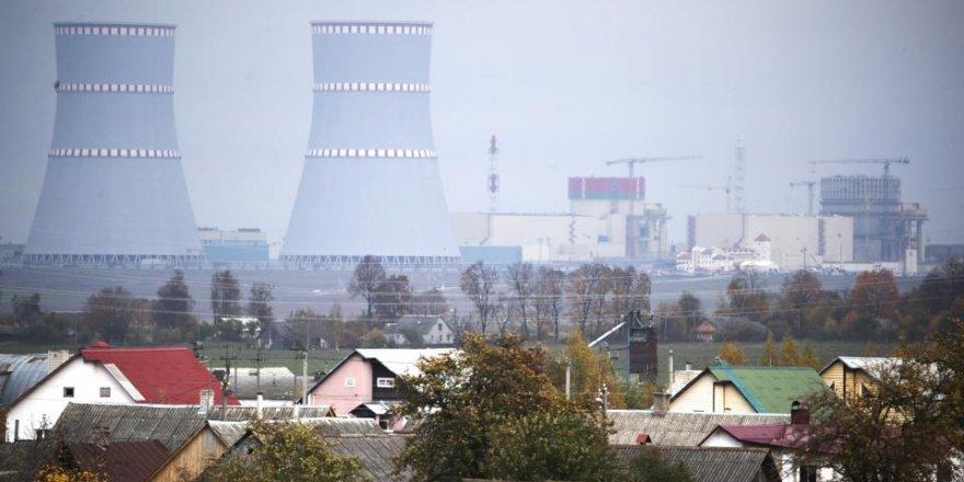 Belarus tartışmalı yeni nükleer santralini açtı