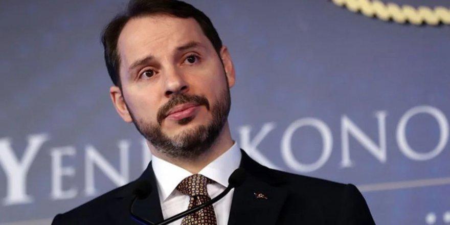 Berat Albayrak, Hazine ve Maliye Bakanlığı'ndan istifa etti!