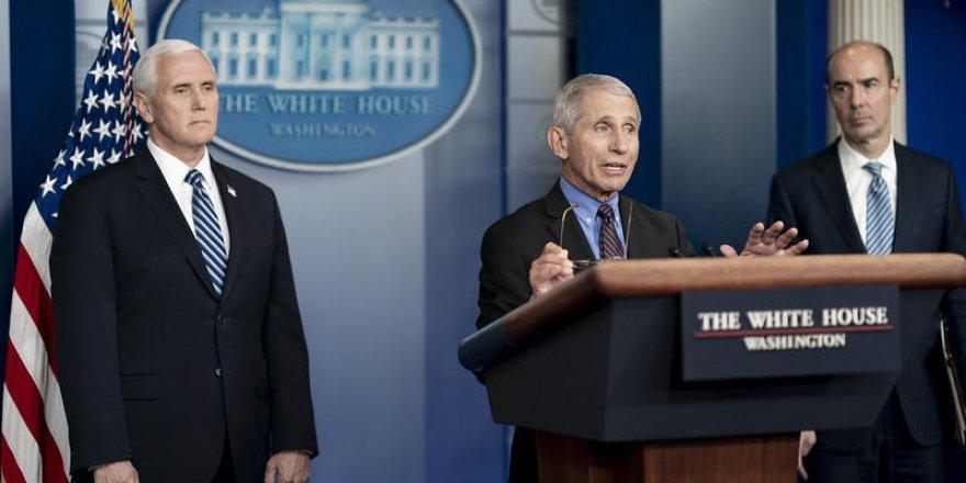 Beyaz Saray Covid-19 ekibinin, iki üyesi kendini karantinaya aldı