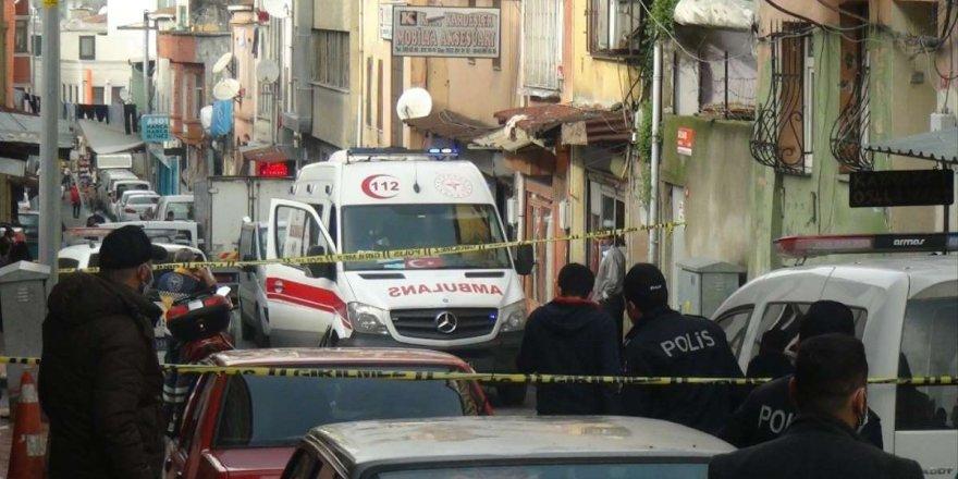 Beyoğlu'ndaFas uyruklu bir kadına ait ceset bulundu