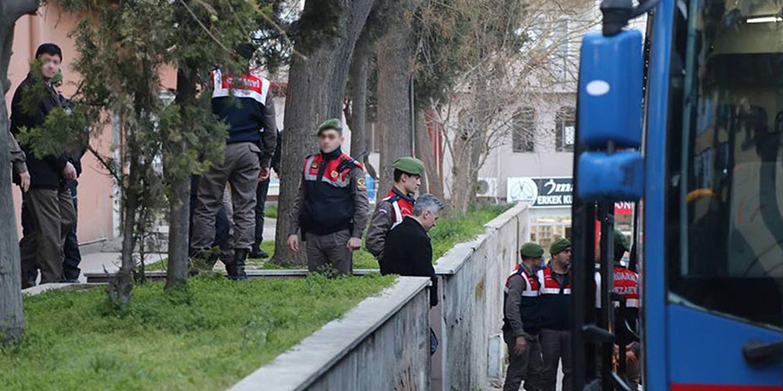 Bilecik'te FETÖ davasında 37 kişiye ceza verildi